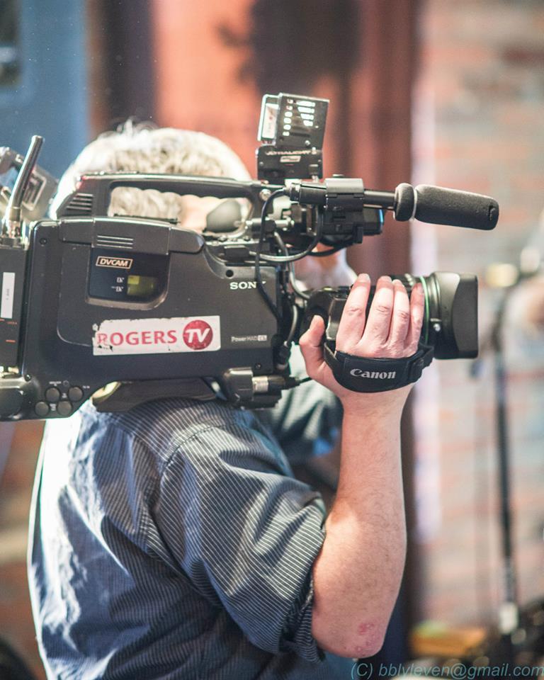 I On Music Camera Man