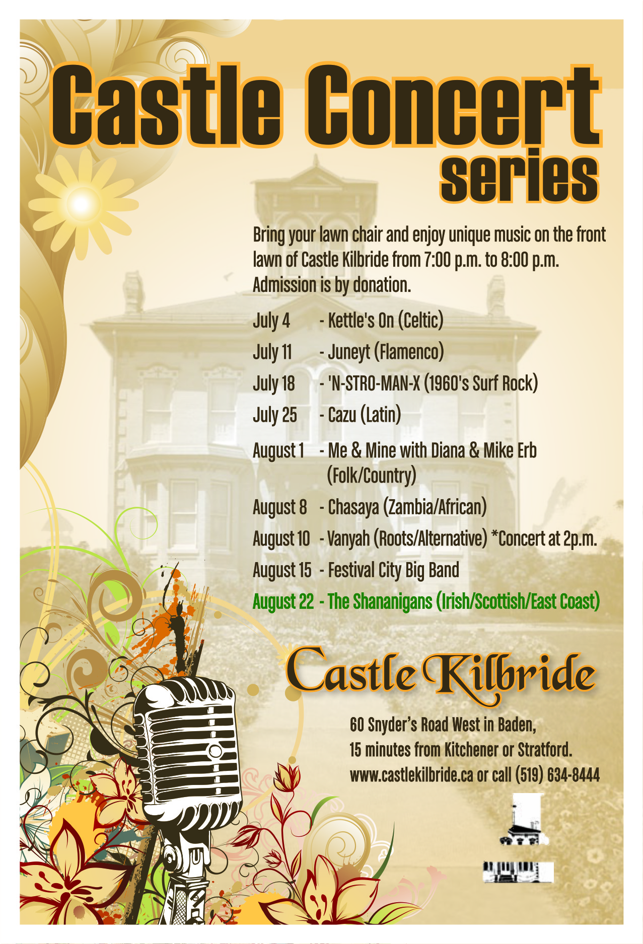 Castle Kilbride
